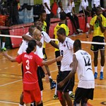Caribbean Volleyball Championship 2014 Jean Pierre Stadium Trinidad and Tobago ​