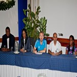 Setters Course Trinidad and Tobago 2013
