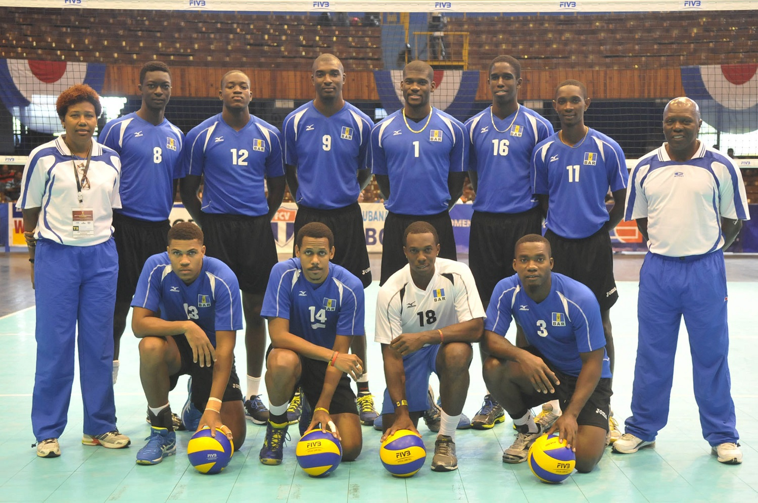 FIVB Men's World Championship NORCECA Qualifying Tournament Pool P